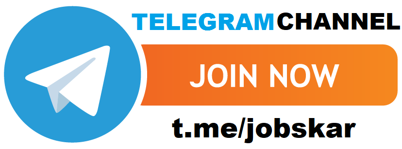 For Instant Alerts, Join with us on Telegram Channel